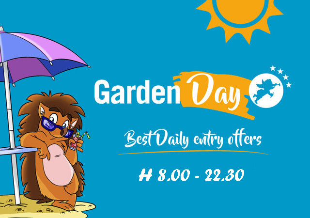 """News Summer 2021: the """"Garden day"""" is coming!"""